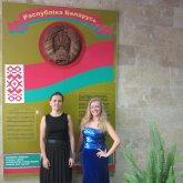 <p>Светлана Белякова и пианистка Виктория Морозова</p>